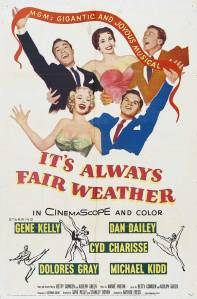 """It's Always Fair Weather"" (photo from IMDb)"
