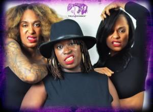 The Lady Kickback hosts