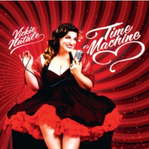 Vickie Natale Time Machine Cover